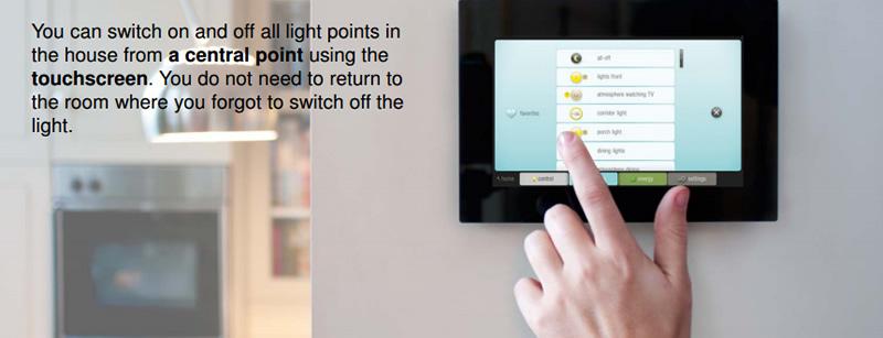Smart Home Control 4