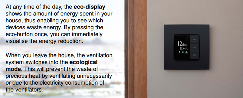 Energy Controls for your home.