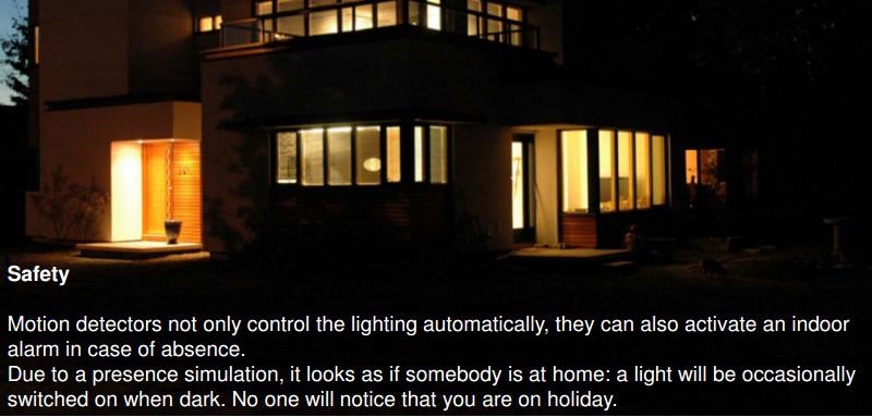 Mood lighting in Ipswich