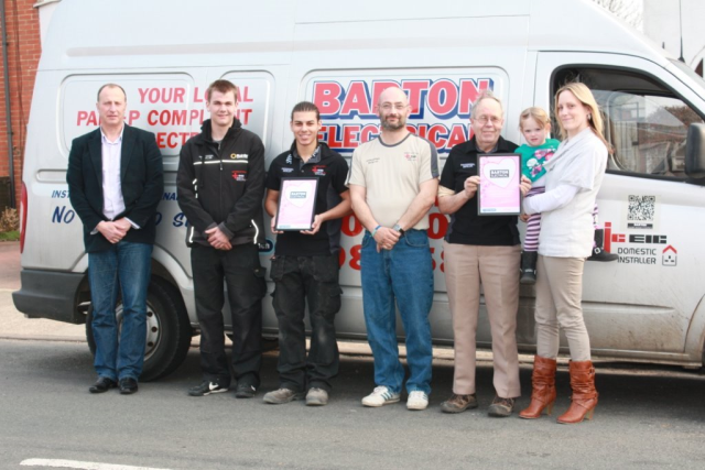 Barton Electrical, Ipswich's top electricians