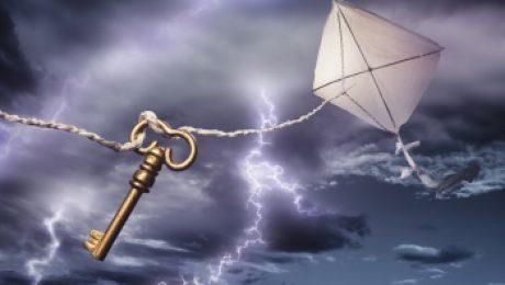 Lightning Kite