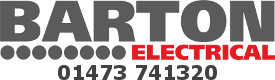 Welcome To Barton Electrical Logo